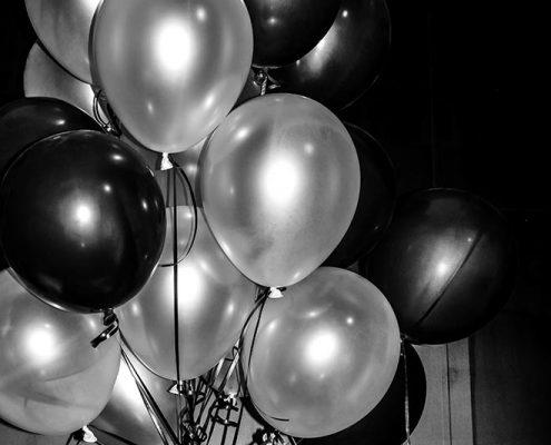 ballonnen feestarrangement sandra bruyns